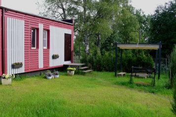 Котедж, 30 кв.м. на 6 человек, 1 спальня, улица Старая Выра, деревня Выра - Фотография 1