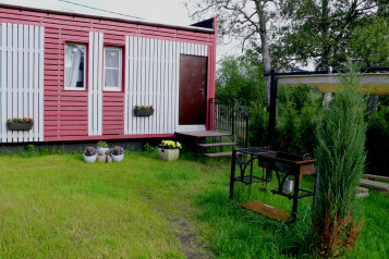 Котедж, 30 кв.м. на 6 человек, 1 спальня, улица Старая Выра, деревня Выра - Фотография 2