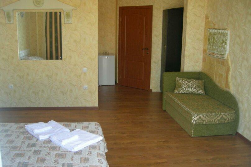 Полулюкс без балкона, улица Слуцкого, 29, Лазурное, Алушта - Фотография 3