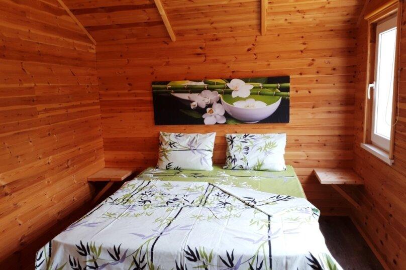 Летний домик на берегу моря, 12 кв.м. на 2 человека, 1 спальня, улица Герцена, 25, Геленджик - Фотография 19