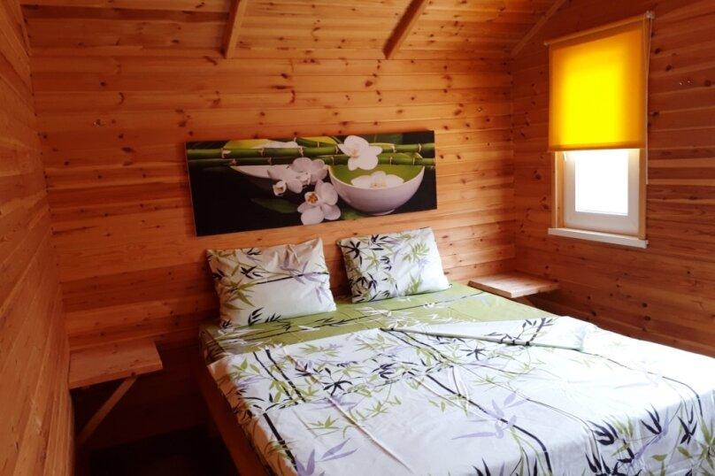Летний домик на берегу моря, 12 кв.м. на 2 человека, 1 спальня, улица Герцена, 25, Геленджик - Фотография 20
