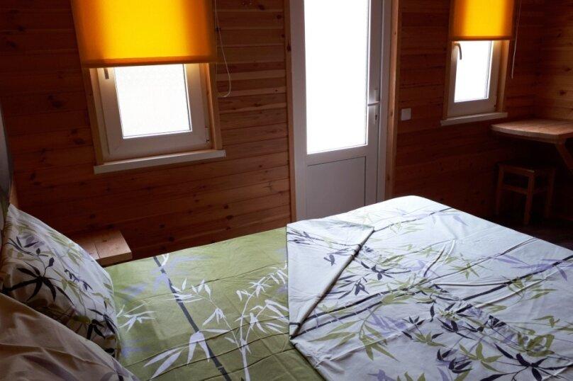 Летний домик на берегу моря, 12 кв.м. на 2 человека, 1 спальня, улица Герцена, 25, Геленджик - Фотография 21