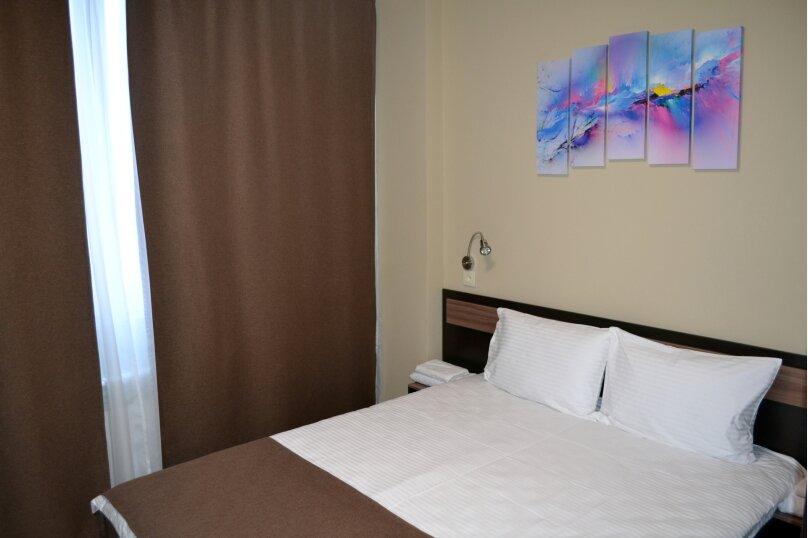 Улучшенный Двухместный номер (1 кровать), проспект Богдана Хмельницкого, 213А, Белгород - Фотография 1