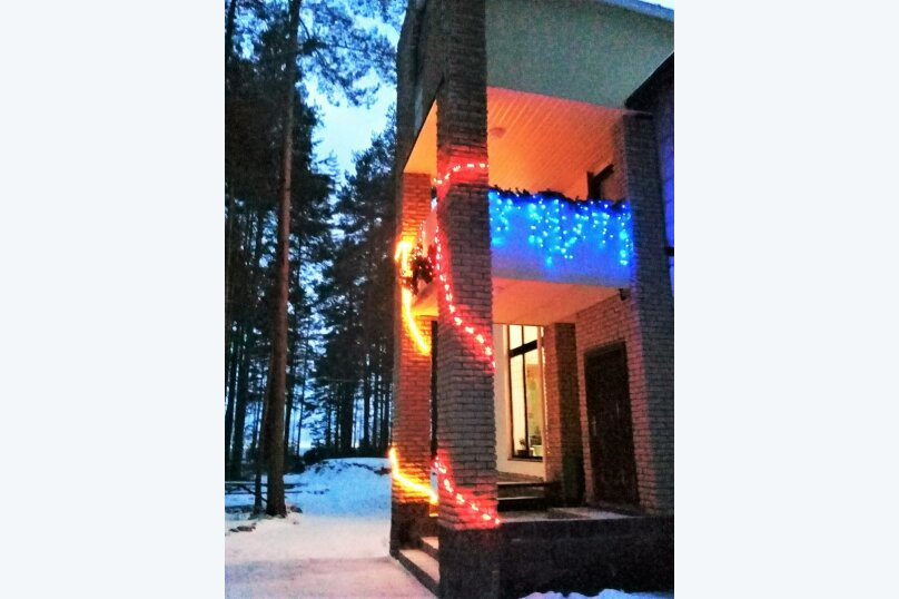 Коттедж, 280 кв.м. на 22 человека, 7 спален, пос. Зеленая Роща, ул. Зеркальная, 2 а, Санкт-Петербург - Фотография 4