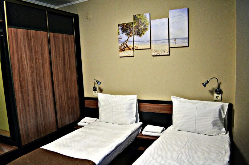 Двухместный номер (2 кровати), проспект Богдана Хмельницкого, 213А, Белгород - Фотография 1