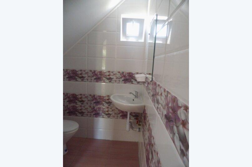 Двухкомнатный двухуровневый домик у самого Черного моря, 60 кв.м. на 6 человек, 2 спальни, улица Ивана Франко, 16, Евпатория - Фотография 12