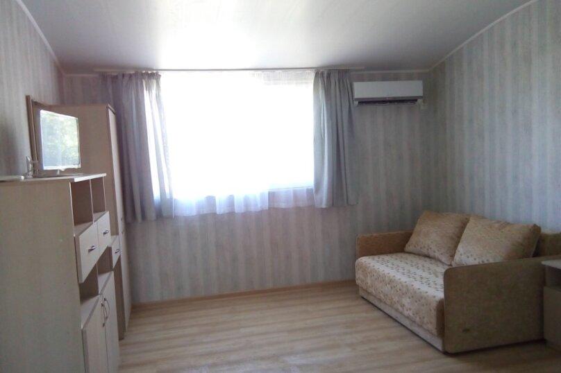 Двухкомнатный двухуровневый домик у самого Черного моря, 60 кв.м. на 6 человек, 2 спальни, улица Ивана Франко, 16, Евпатория - Фотография 13