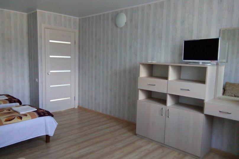 Двухкомнатный двухуровневый домик у самого Черного моря, 60 кв.м. на 6 человек, 2 спальни, улица Ивана Франко, 16, Евпатория - Фотография 17