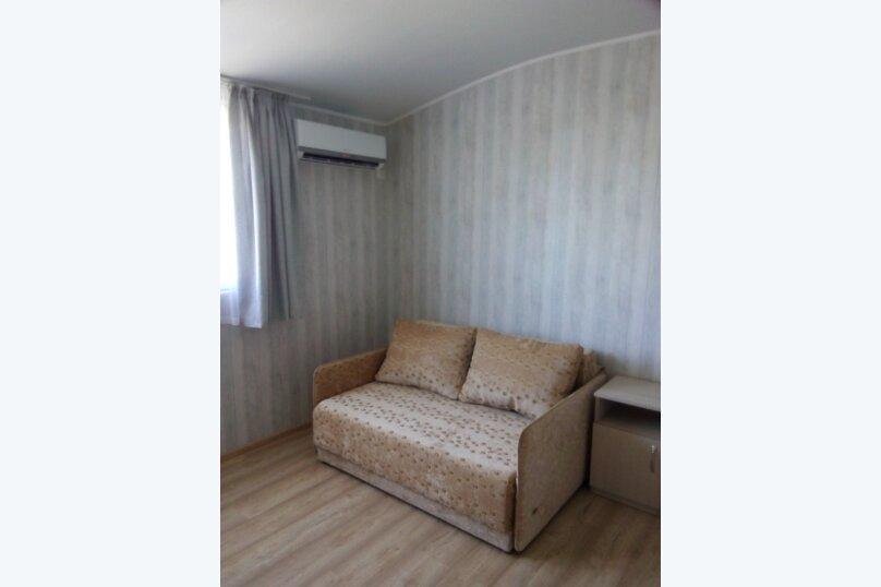 Двухкомнатный двухуровневый домик у самого Черного моря, 60 кв.м. на 6 человек, 2 спальни, улица Ивана Франко, 16, Евпатория - Фотография 19