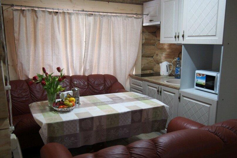 Дом, 100 кв.м. на 7 человек, 2 спальни, Ямбургское шоссе, 24, Кингисепп - Фотография 9