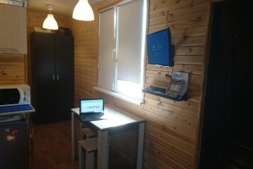 Домики у Моря, 27 кв.м. на 4 человека, 2 спальни, Набережная улица, Сенной - Фотография 4