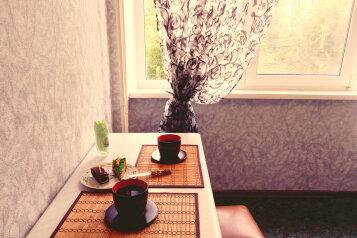 2-комн. квартира, 50 кв.м. на 6 человек, проспект имени В.И. Ленина, Волгоград - Фотография 2