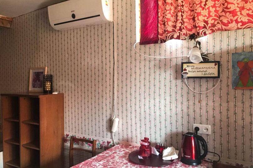"""Номер на 2 этаже (люкс)  с отдельной кухней и балконом, """"Зимний"""" , Юго-Западная улица, 21, Судак - Фотография 1"""