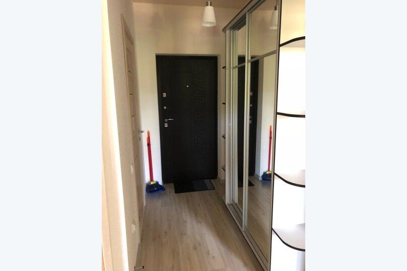 1-комн. квартира, 38 кв.м. на 5 человек, микрорайон Горизонт, 57, Ольгинка - Фотография 19