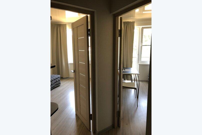 1-комн. квартира, 38 кв.м. на 5 человек, микрорайон Горизонт, 57, Ольгинка - Фотография 20