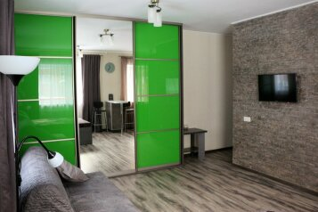 1-комн. квартира, 31 кв.м. на 4 человека, улица Никитина, Томск - Фотография 1