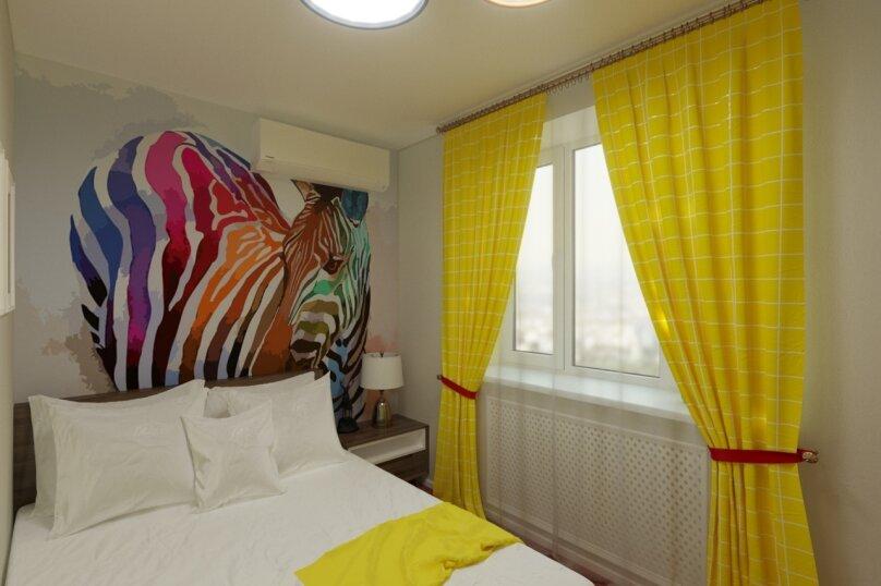 Двухместная комната, улица Мустая Карима, 41, Уфа - Фотография 1