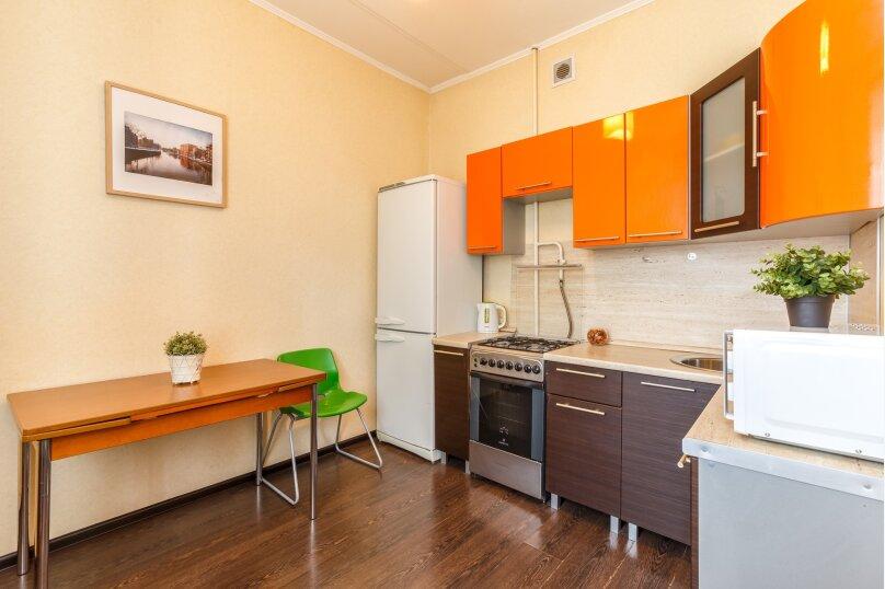 1-комн. квартира, 35 кв.м. на 3 человека, улица Шаболовка, 65к2, Москва - Фотография 2