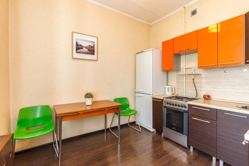 1-комн. квартира, 35 кв.м. на 3 человека, улица Шаболовка, 65к2, Москва - Фотография 3