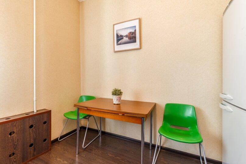 1-комн. квартира, 35 кв.м. на 3 человека, улица Шаболовка, 65к2, Москва - Фотография 4