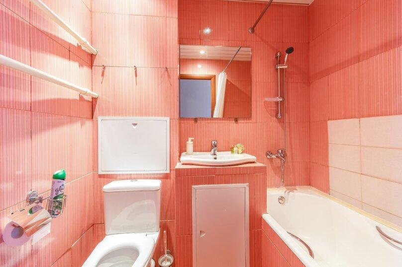 1-комн. квартира, 35 кв.м. на 3 человека, улица Шаболовка, 65к2, Москва - Фотография 8