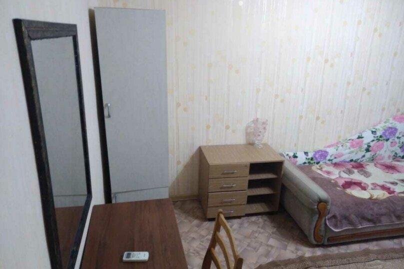 Комната 4 местная с кондиционером, улица Калинина, 31, Туапсе - Фотография 5