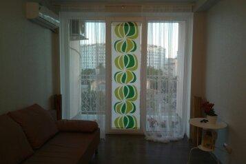 1-комн. квартира, 27 кв.м. на 3 человека, улица Пляж Омега, Севастополь - Фотография 4