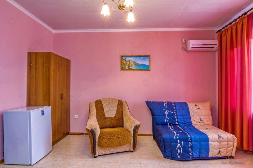Двухместный номер Комфорт с двуспальной кроватью , Лесная улица, 9, село Сукко - Фотография 6