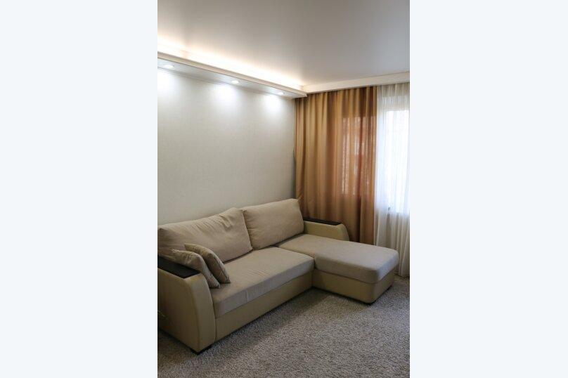 3-комн. квартира, 66 кв.м. на 5 человек, Партизанская , 12, Лазаревское - Фотография 5