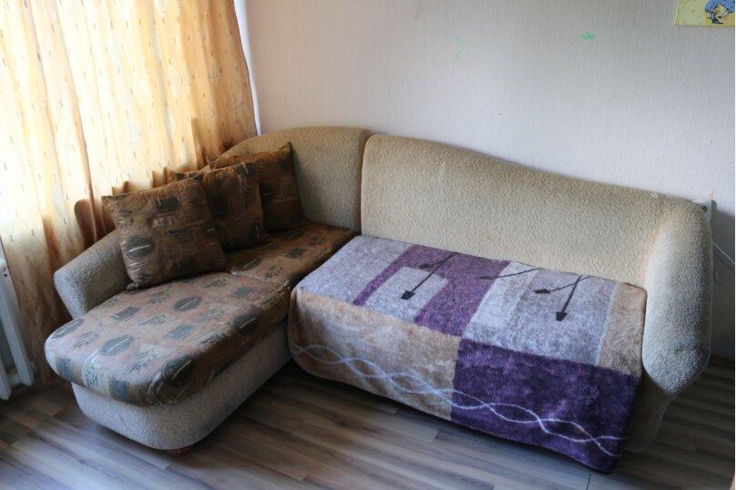 3-комн. квартира, 66 кв.м. на 5 человек, Партизанская , 12, Лазаревское - Фотография 6