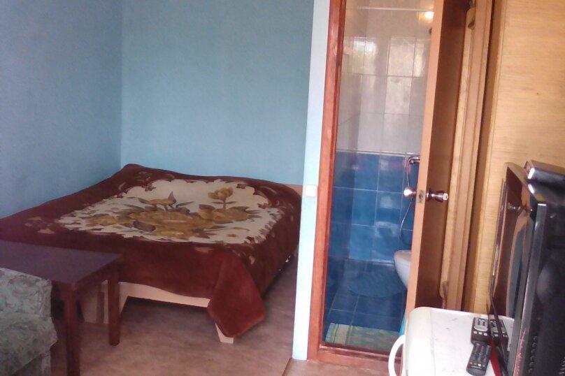 Комната голубая 1 этаж, проезд Прибрежный, 27, Заозерное - Фотография 1