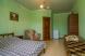 Двухместный номер Комфорт с двуспальной кроватью , Лесная улица, 9, село Сукко с балконом - Фотография 8