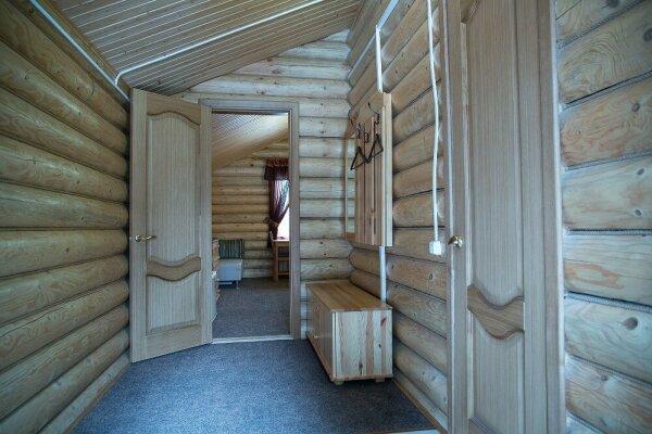 Русский домик с сауной, 25 кв.м. на 3 человека, дер. Стрёково, 1, Дмитров - Фотография 1
