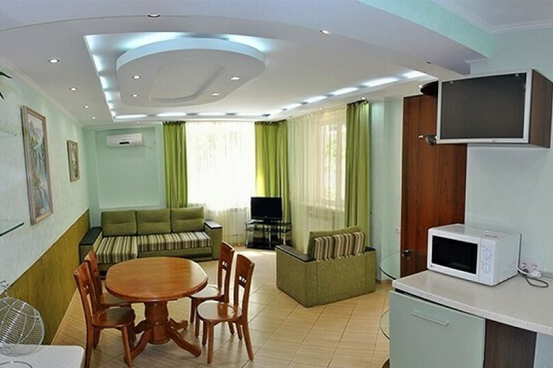 Отдельная комната, переулок Калядина, 1, Алушта - Фотография 1