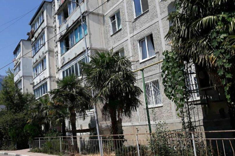 2-комн. квартира, 50 кв.м. на 4 человека, Соловьева, 4, Гурзуф - Фотография 3