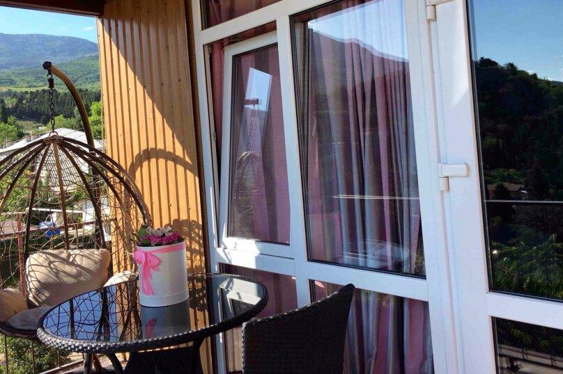 Отдельная комната, улица Строителей, 5А, Гурзуф - Фотография 1