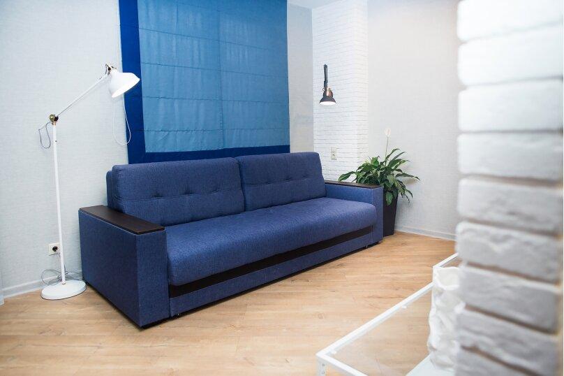 1-комн. квартира, 36 кв.м. на 4 человека, улица Карла Маркса, 79, Туапсе - Фотография 5