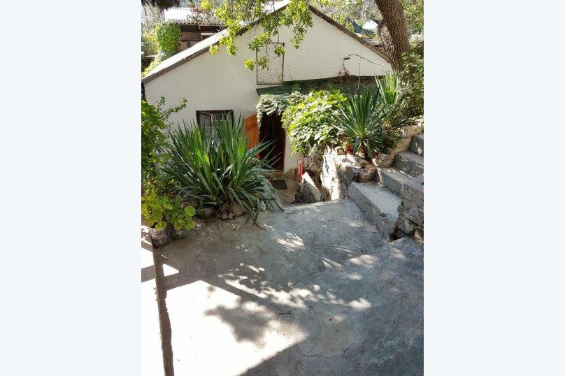 Летний дом, 30 кв.м. на 6 человек, 2 спальни, улица Шаляпина, 5, Новый Свет, Судак - Фотография 4