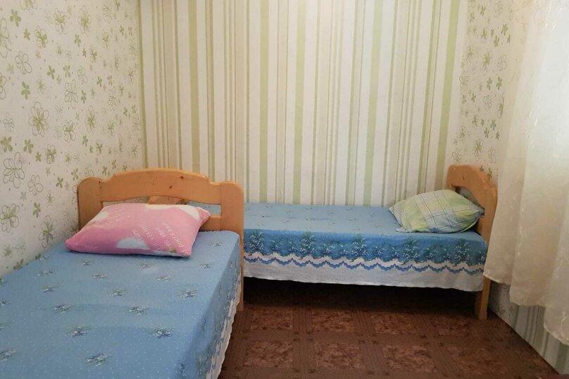 Летний дом, 30 кв.м. на 6 человек, 2 спальни, улица Шаляпина, 5, Новый Свет, Судак - Фотография 5