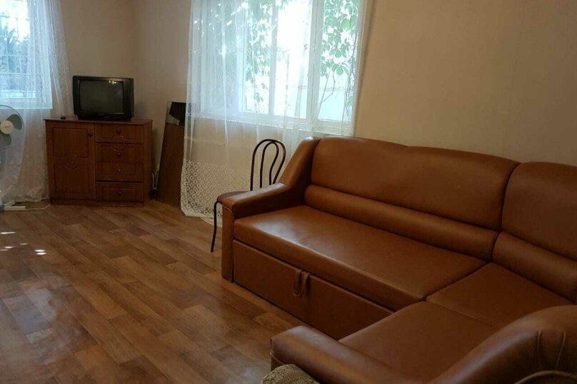 Летний дом, 30 кв.м. на 6 человек, 2 спальни, улица Шаляпина, 5, Новый Свет, Судак - Фотография 8