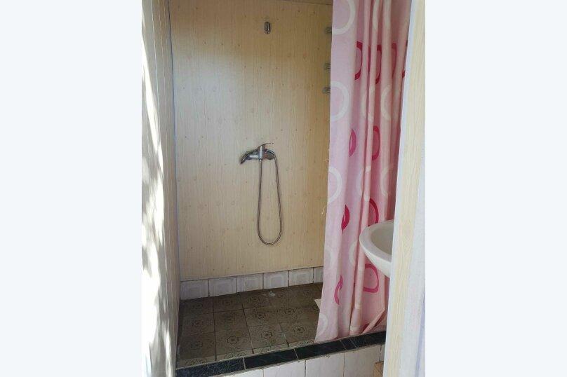 Летний дом, 30 кв.м. на 6 человек, 2 спальни, улица Шаляпина, 5, Новый Свет, Судак - Фотография 12