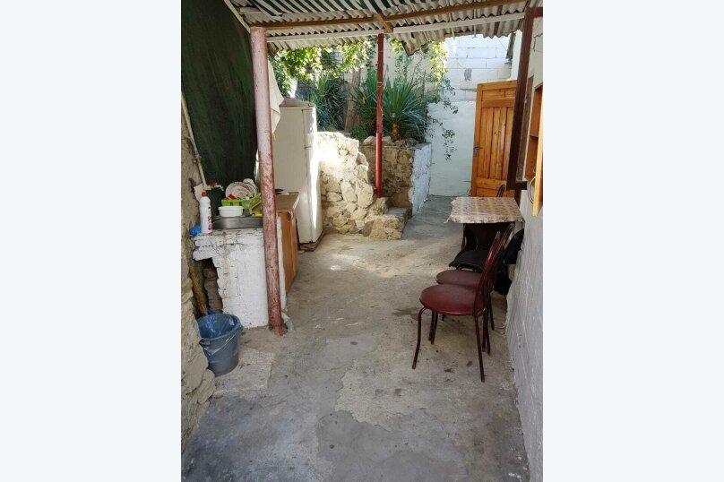 Летний дом, 30 кв.м. на 6 человек, 2 спальни, улица Шаляпина, 5, Новый Свет, Судак - Фотография 16