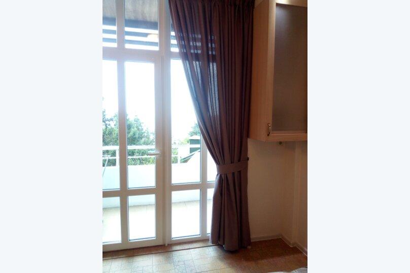2-комн. квартира, 40 кв.м. на 4 человека, Севастопольское шоссе, 52Х, Гаспра - Фотография 9