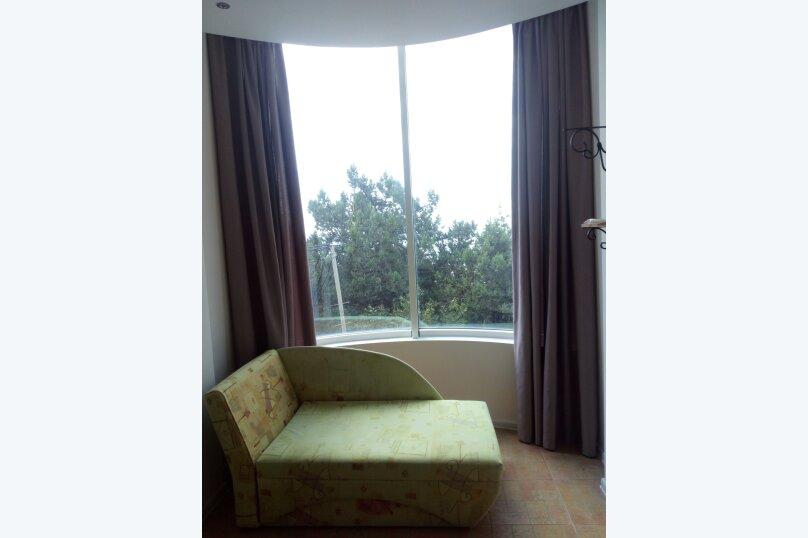 2-комн. квартира, 40 кв.м. на 4 человека, Севастопольское шоссе, 52Х, Гаспра - Фотография 10