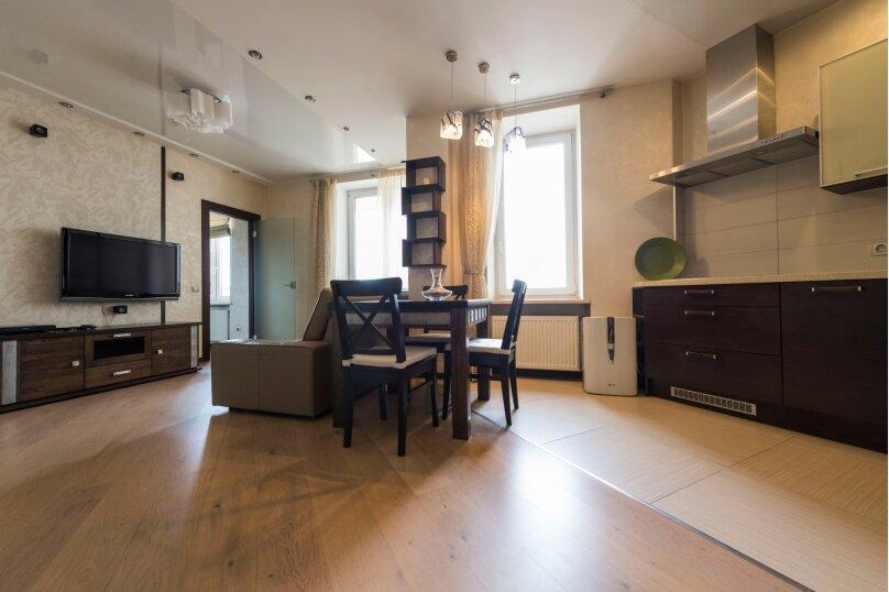3-комн. квартира, 95 кв.м. на 6 человек, Ланское шоссе, 14к1, Санкт-Петербург - Фотография 1