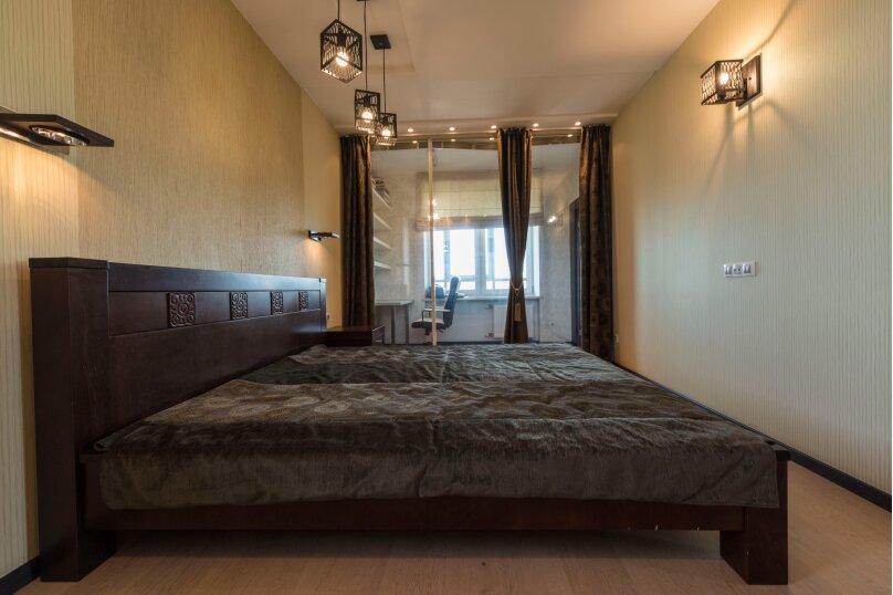 3-комн. квартира, 95 кв.м. на 6 человек, Ланское шоссе, 14к1, Санкт-Петербург - Фотография 4