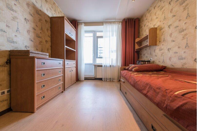 3-комн. квартира, 95 кв.м. на 6 человек, Ланское шоссе, 14к1, Санкт-Петербург - Фотография 5