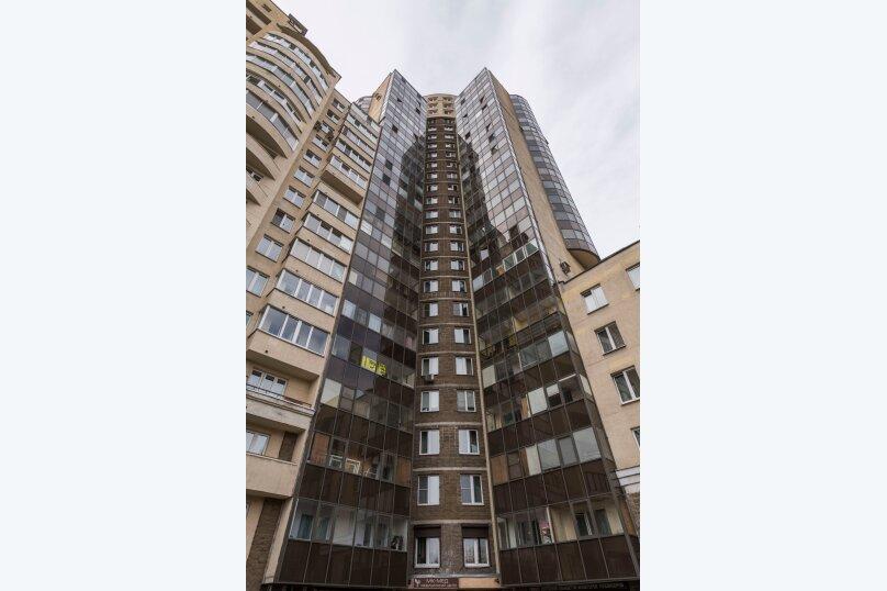 3-комн. квартира, 95 кв.м. на 6 человек, Ланское шоссе, 14к1, Санкт-Петербург - Фотография 11