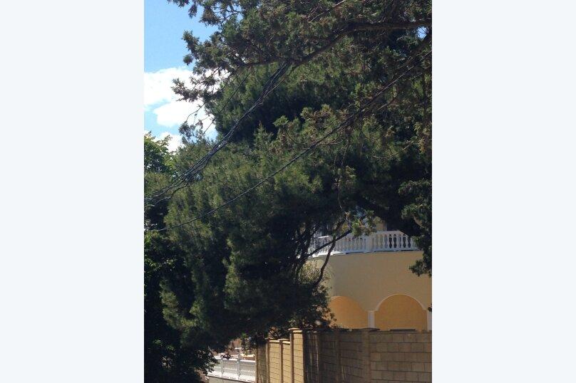 Верхний этаж дома с панорамным видом на море и отдельным входом, 133 кв.м. на 6 человек, 2 спальни, Севастопольское шоссе, 54 Е, Гаспра - Фотография 2