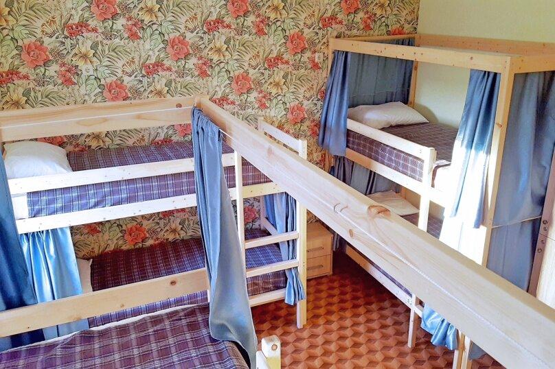Кровать в общем 6-местном номере для женщин, улица Ефремова, 28, Севастополь - Фотография 1